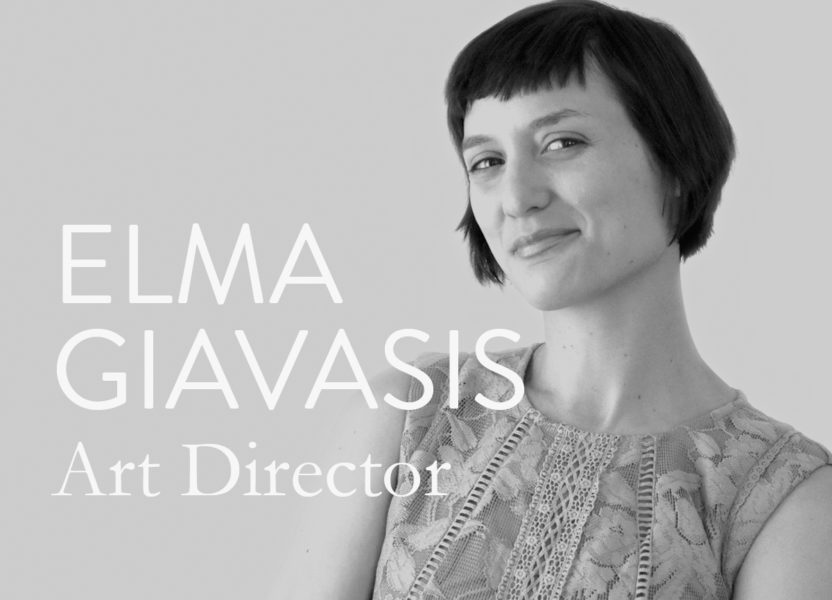 Meet Elma, Highline's Art Director!