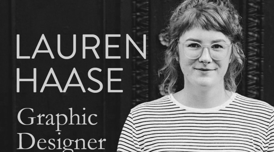 Meet Lauren, Highline's Graphic Designer!