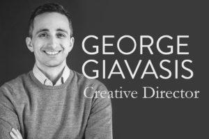 Meet George, Highline's Creative Director!